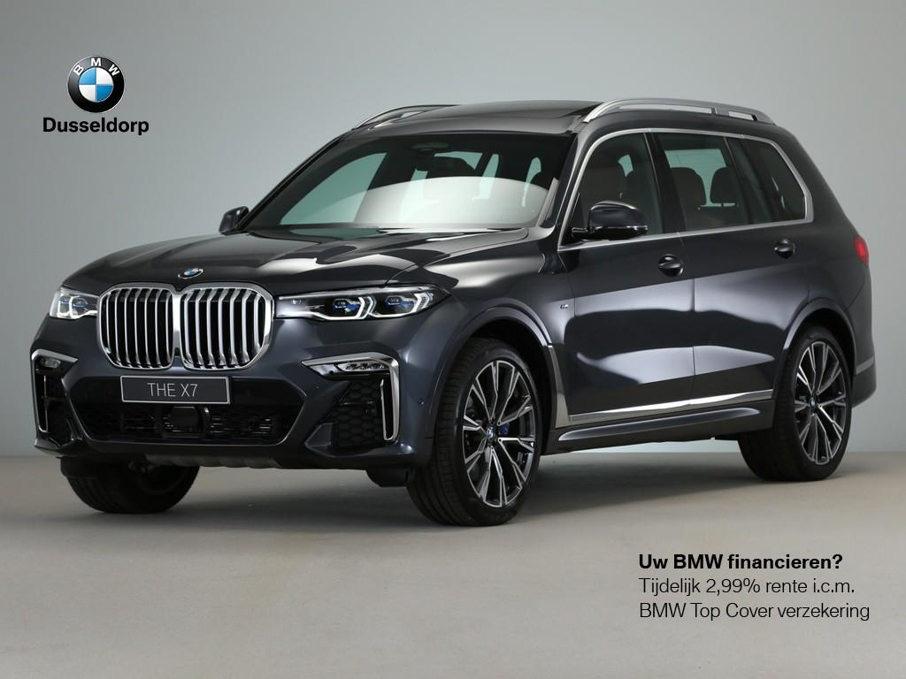 Bmw X7 Xdrive 40i high executive m-sport