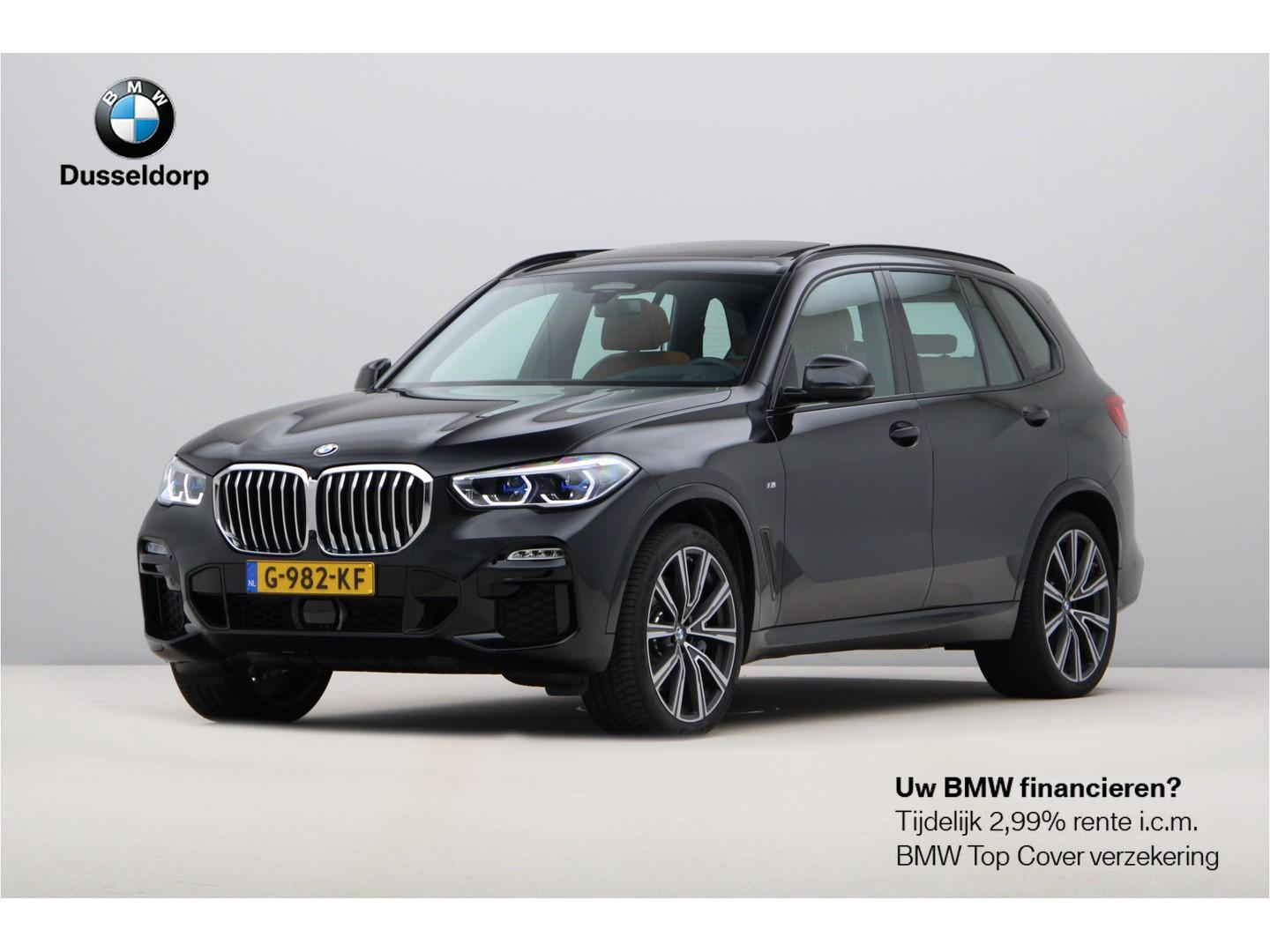 Bmw X5 4.0i xdrive high executive m-sport automaat