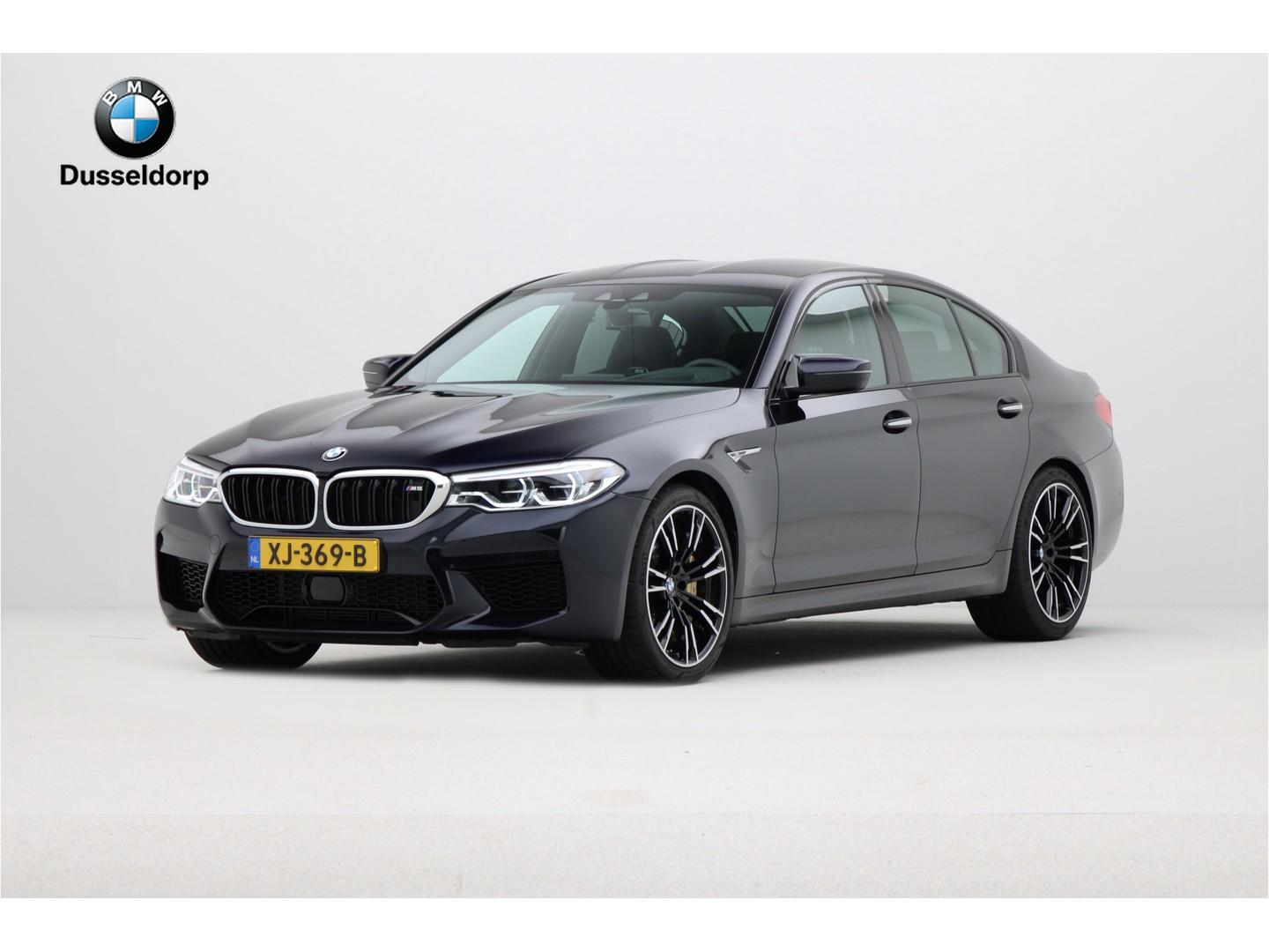 Bmw M5 M driver's package