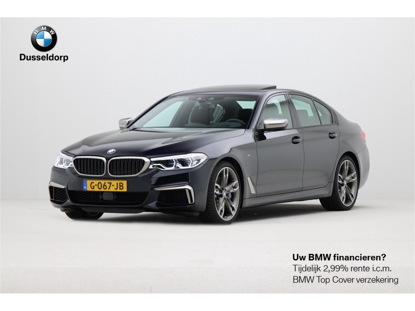 Bmw 5 serie M550i xdrive high executive automaat