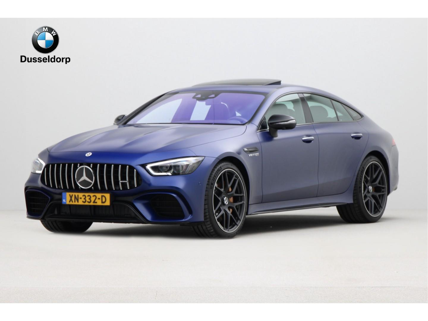 Mercedes-benz Amg gt 4-door coupe 63 s 4matic+ edition 1