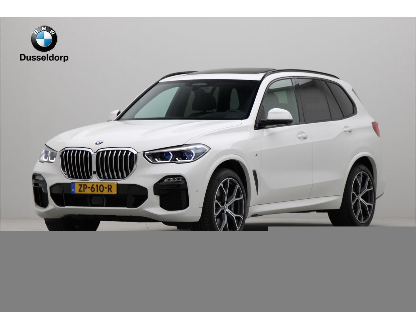 Bmw X5 Xdrive 40i high executive m-sport automaat