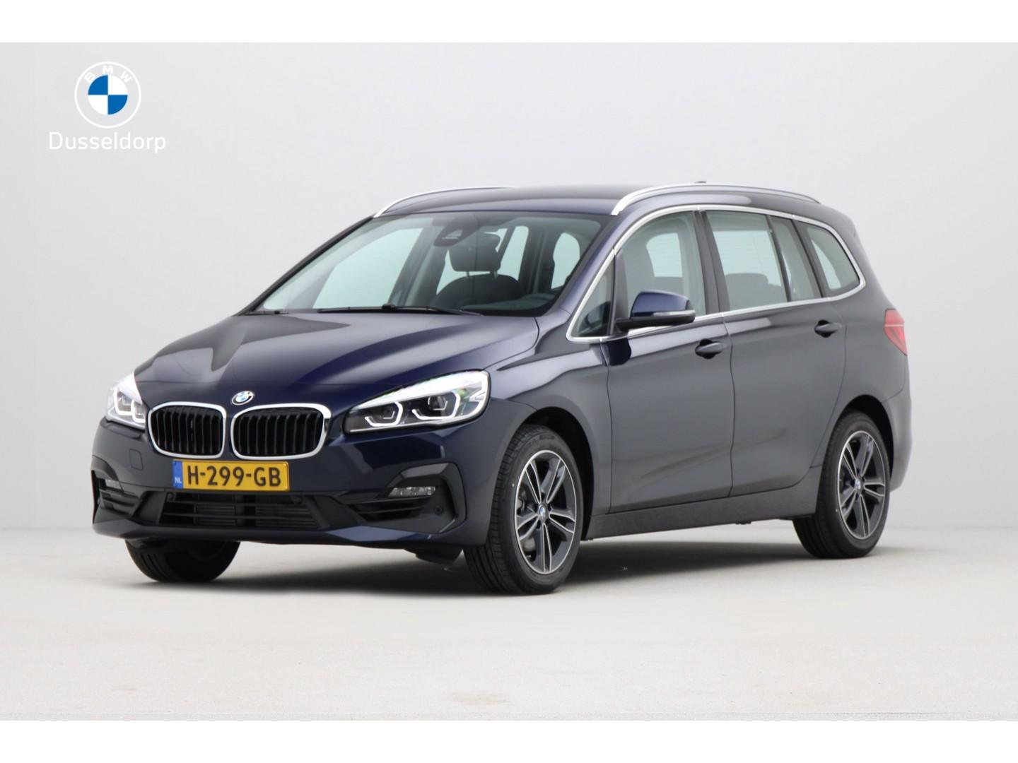 Bmw 2 serie Gran tourer 218i high executive sport line derde zitrij automaat
