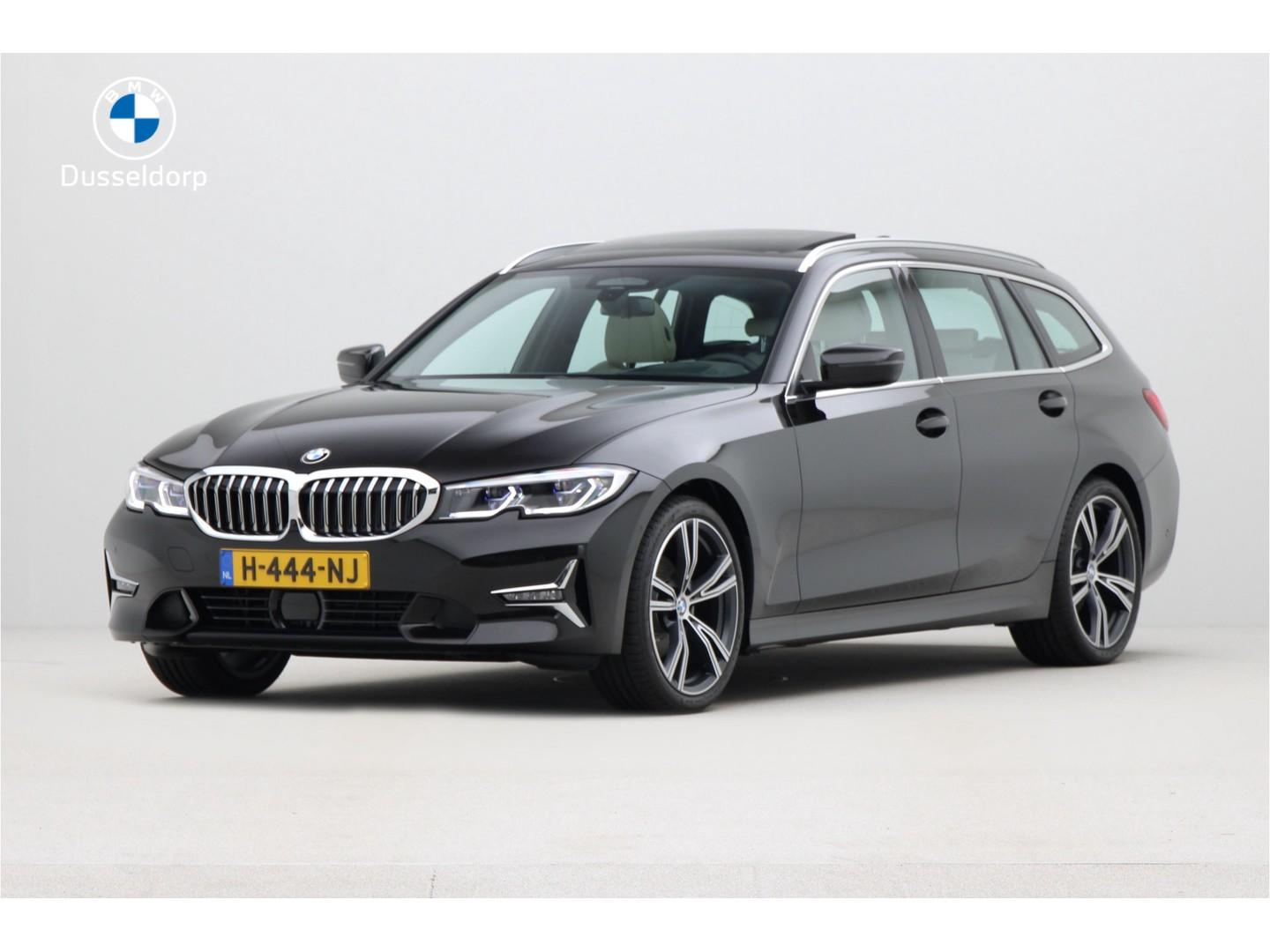 Bmw 3 serie Touring 320d high executive luxury line automaat euro 6