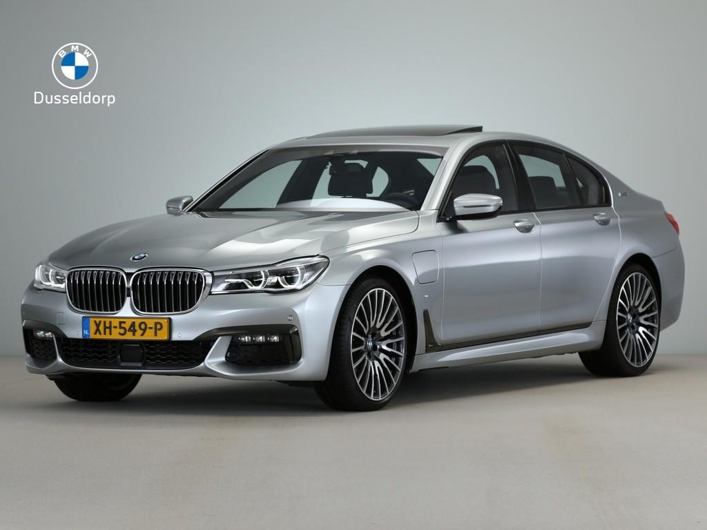 Bmw 7 serie 740e phev high executive m-sport individual