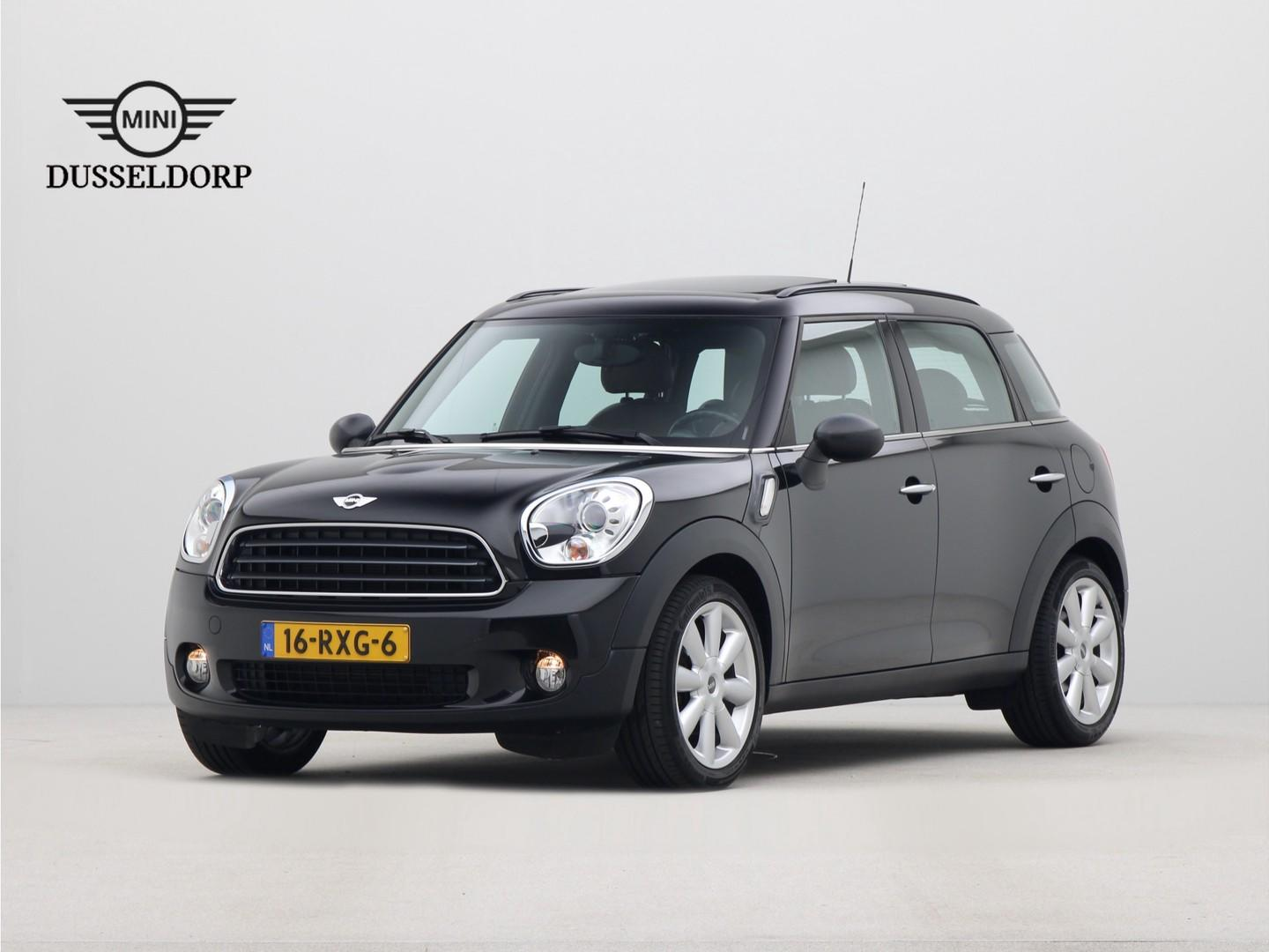 Mini Countryman Cooper business line