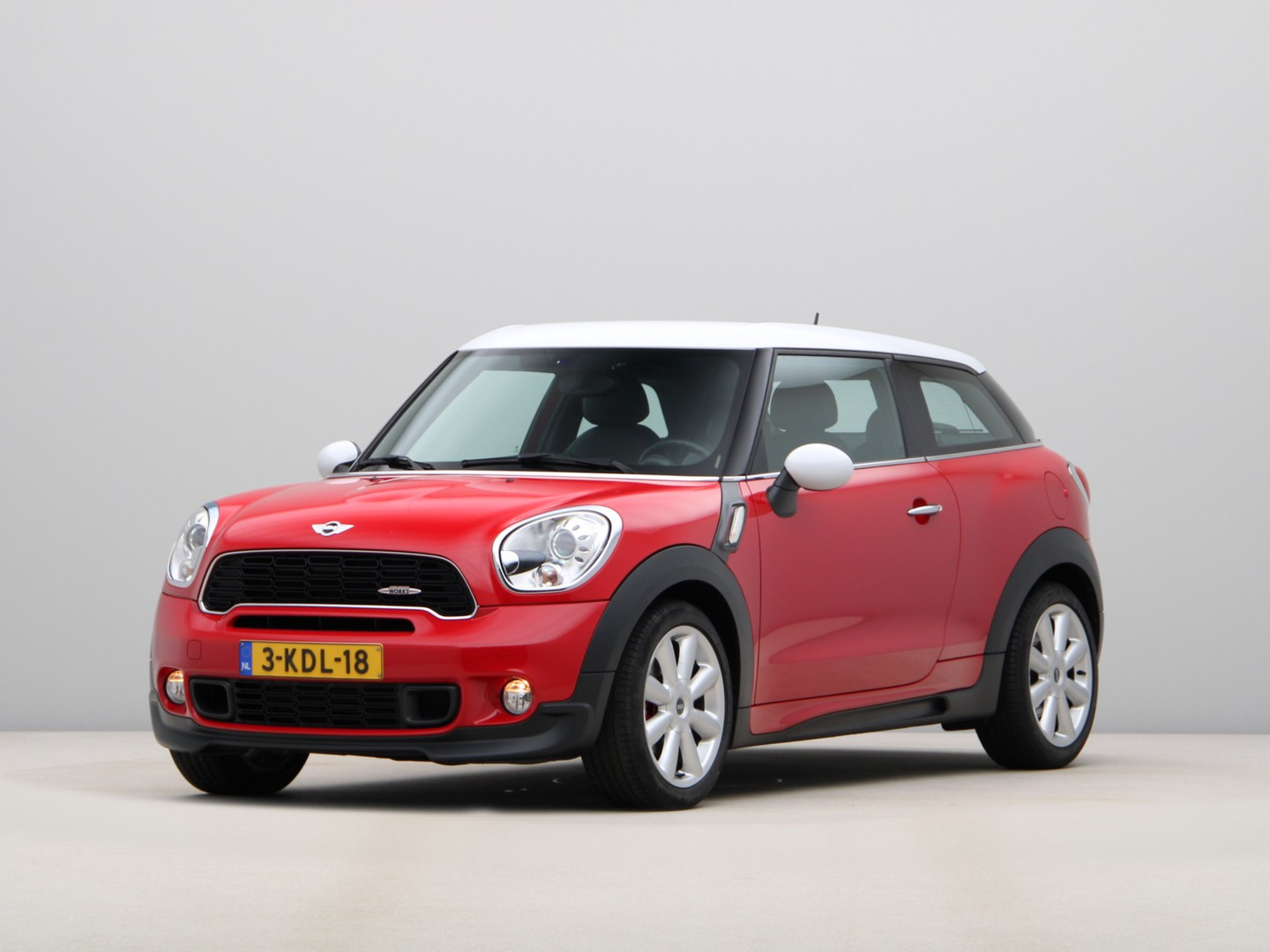Mini Paceman John cooper works all4 chili wired aut.