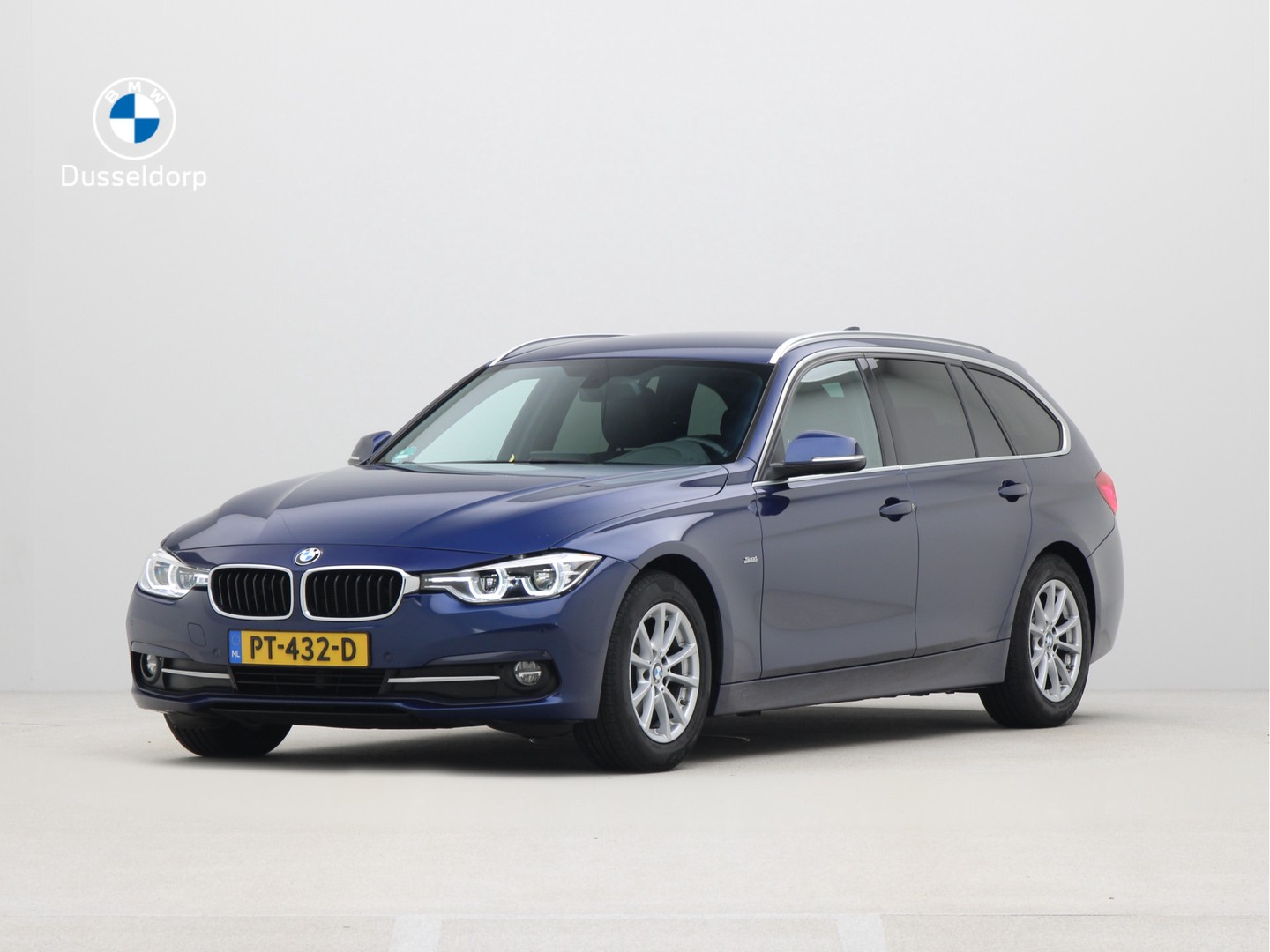 Bmw 3 serie Touring 320d ede high executive sport line automaat euro 6
