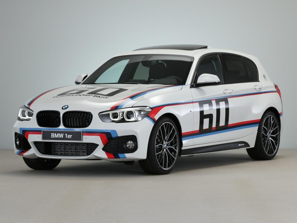 Bmw 1 serie 118i edition '60 jahre' m sport shadow high executive