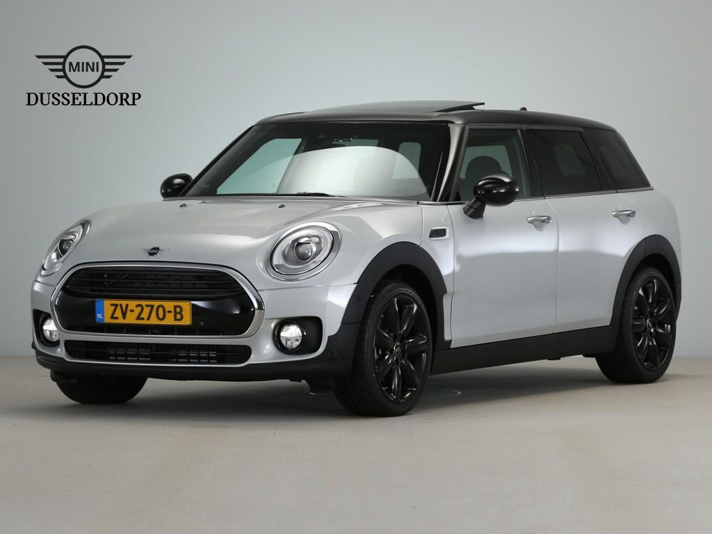 Mini Clubman Cooper chili