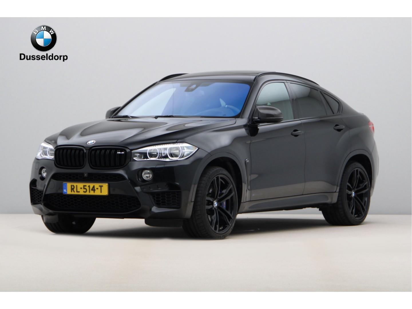 Bmw X6 M black fire edition gelimiteerde oplage