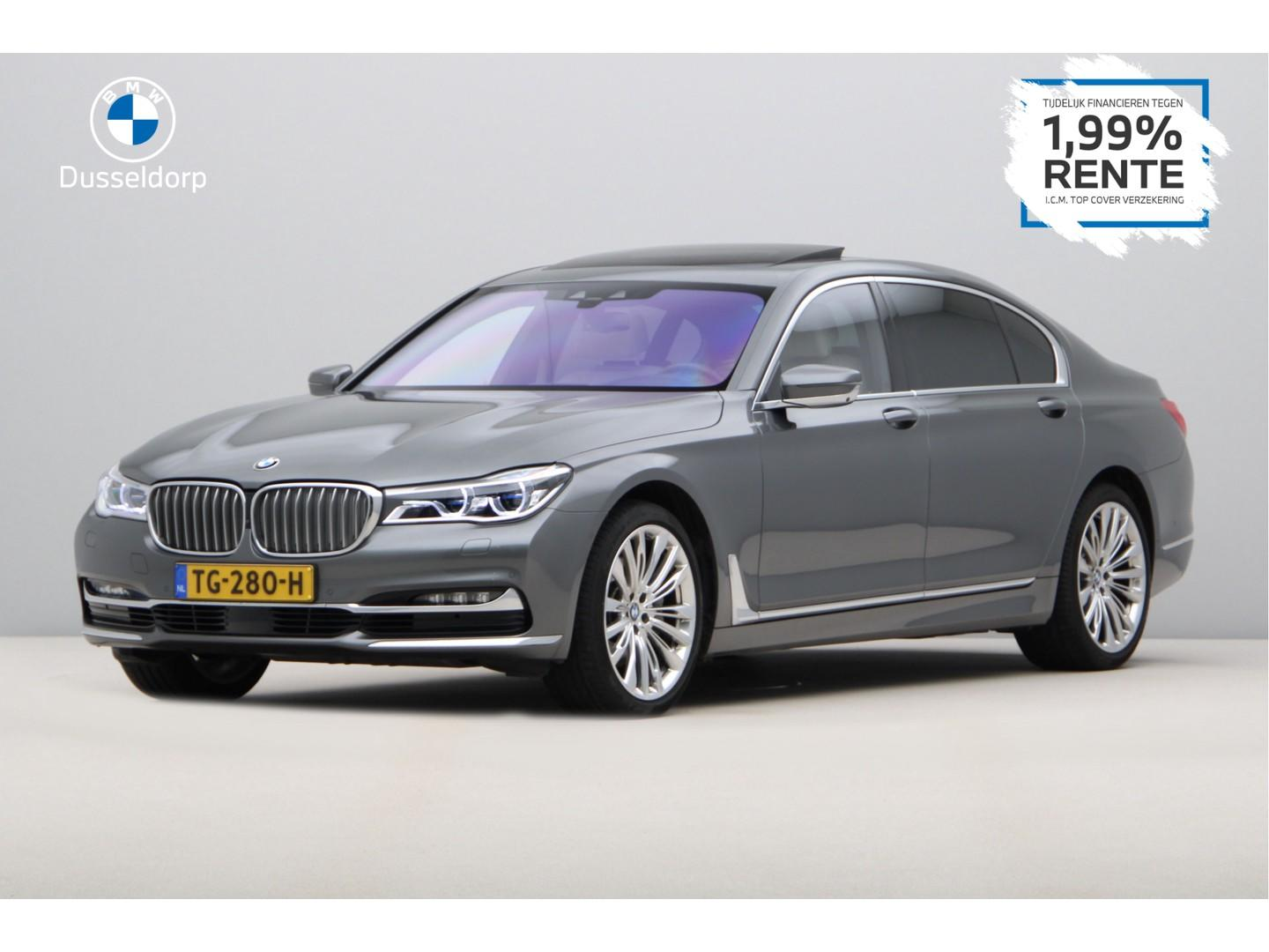 Bmw 7 serie 730ld xdrive high executive