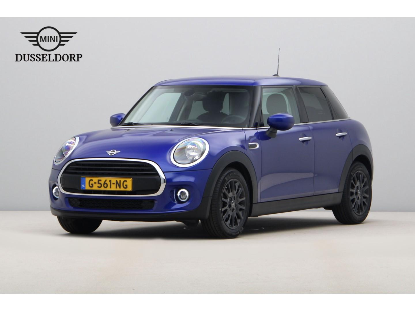 Mini 5-deurs One business edition automaat