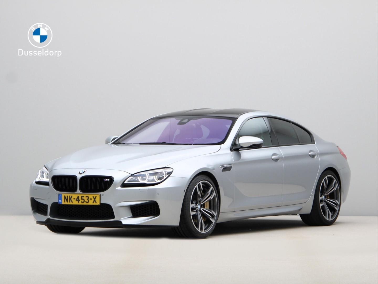 Bmw M6 Gran coupé m6 competition package individual