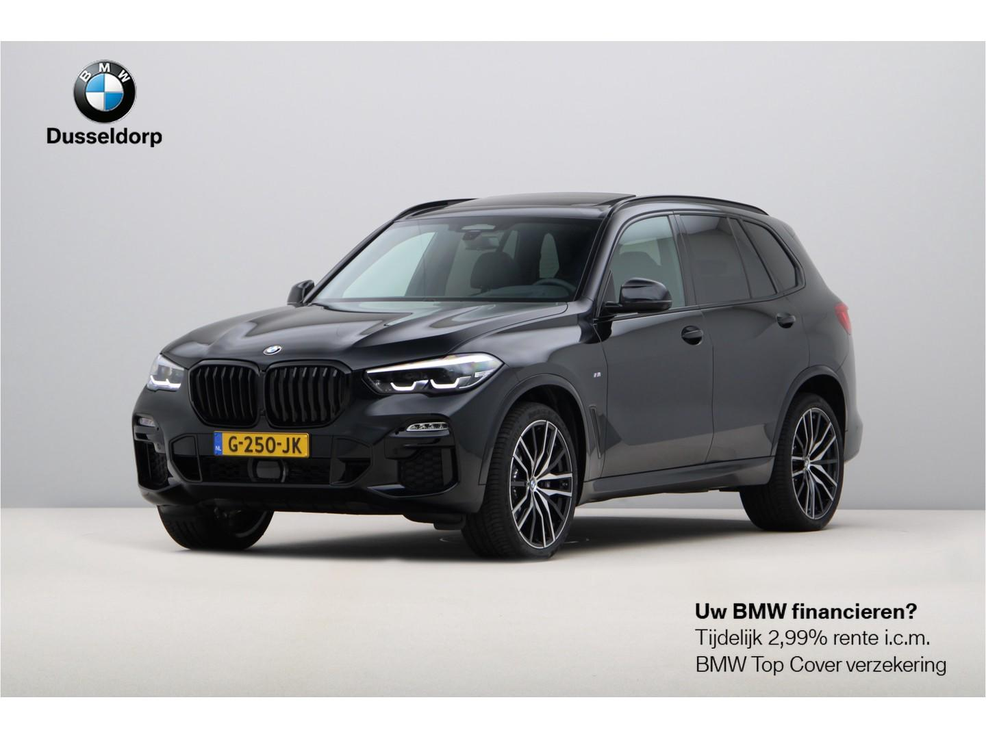 Bmw X5 40i xdrive high executive m pakket