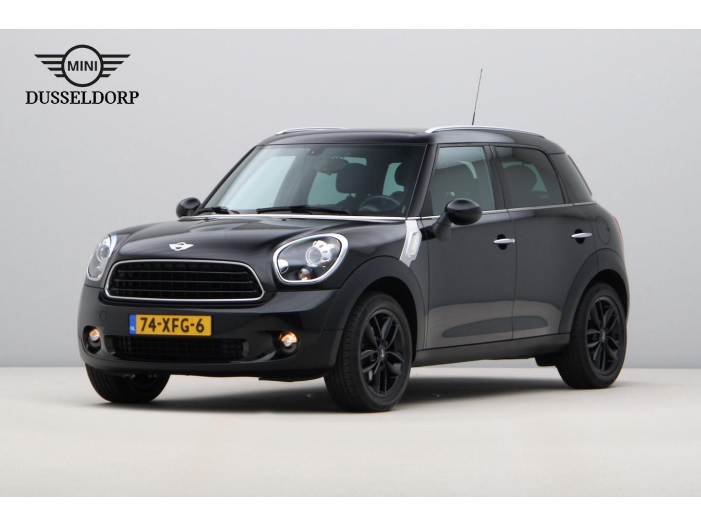 Mini Countryman One edition wired