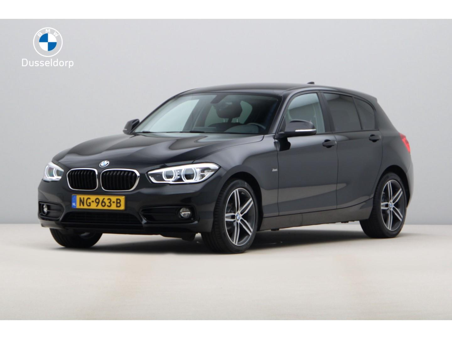 Bmw 1 serie 116d high executive sport line