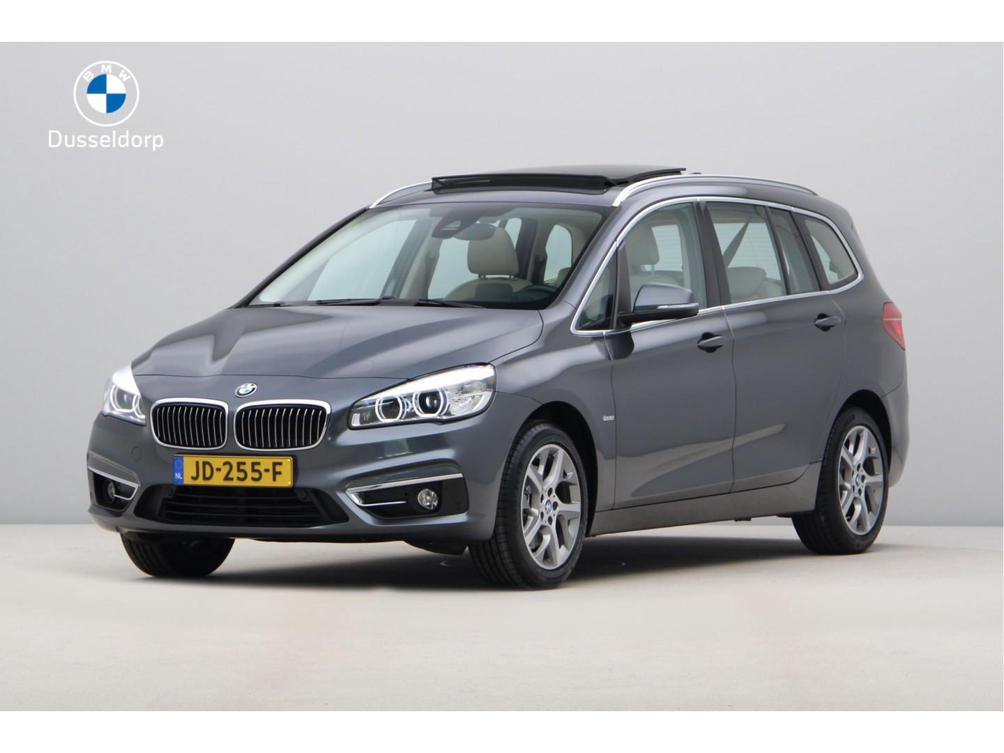 Bmw 2 serie Gran tourer 218i high executive luxury line 7-persoons