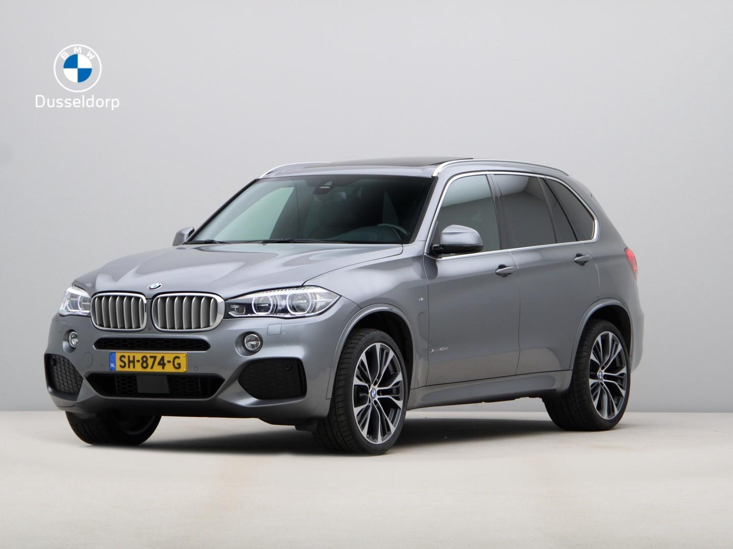 Bmw X5 Xdrive40d high executive m-sport 7persoons
