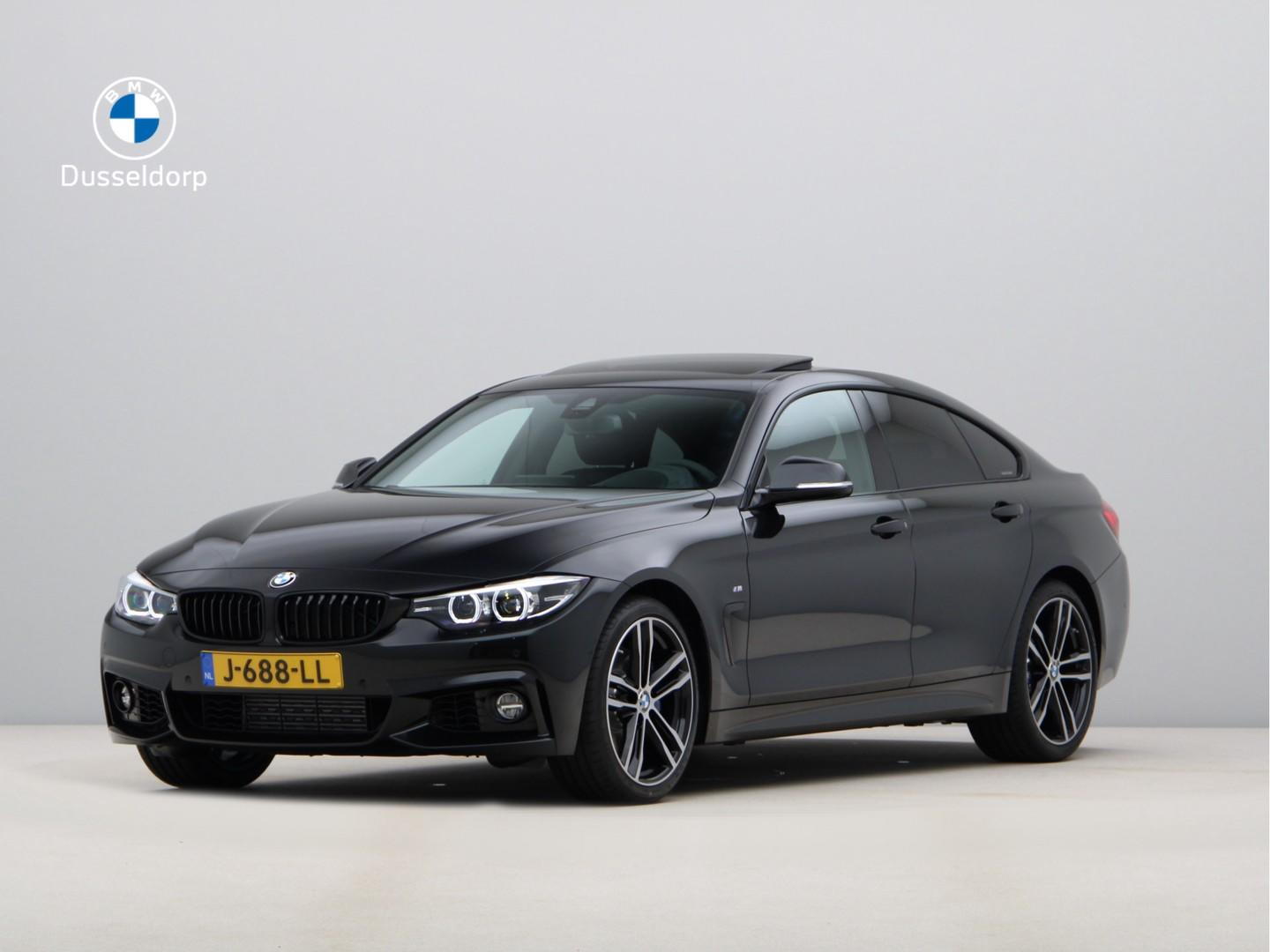 Bmw 4 serie Gran coupé 418i high executive m-sport