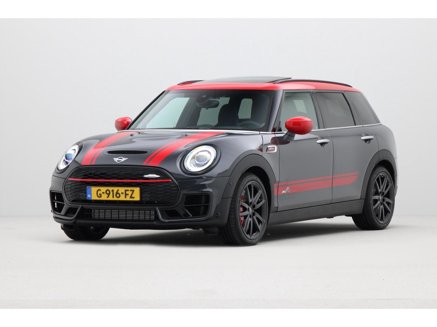 Mini Clubman 2.0 john cooper works all4 chili 306 pk