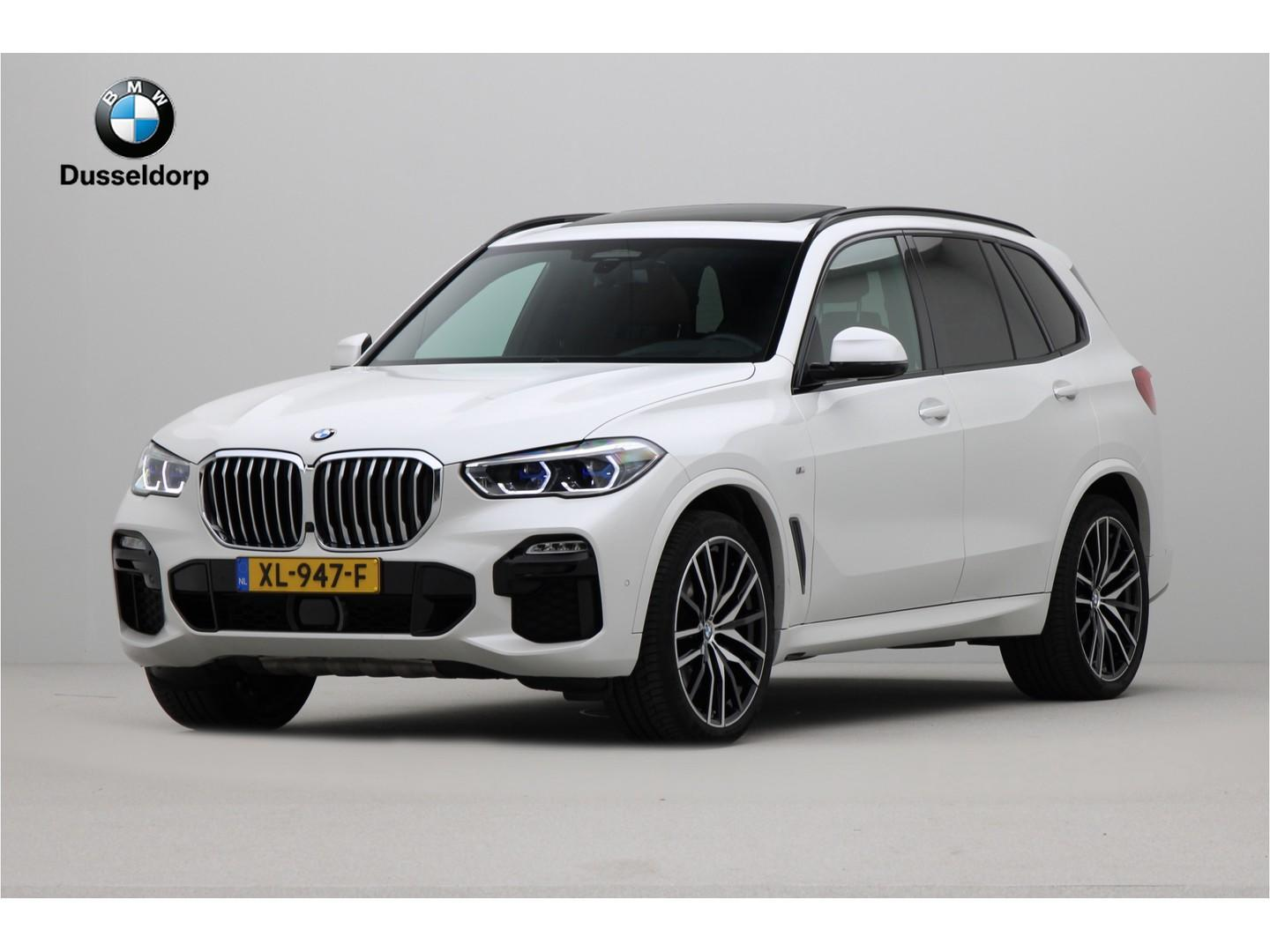 Bmw X5 3.0d xdrive m sport high executive