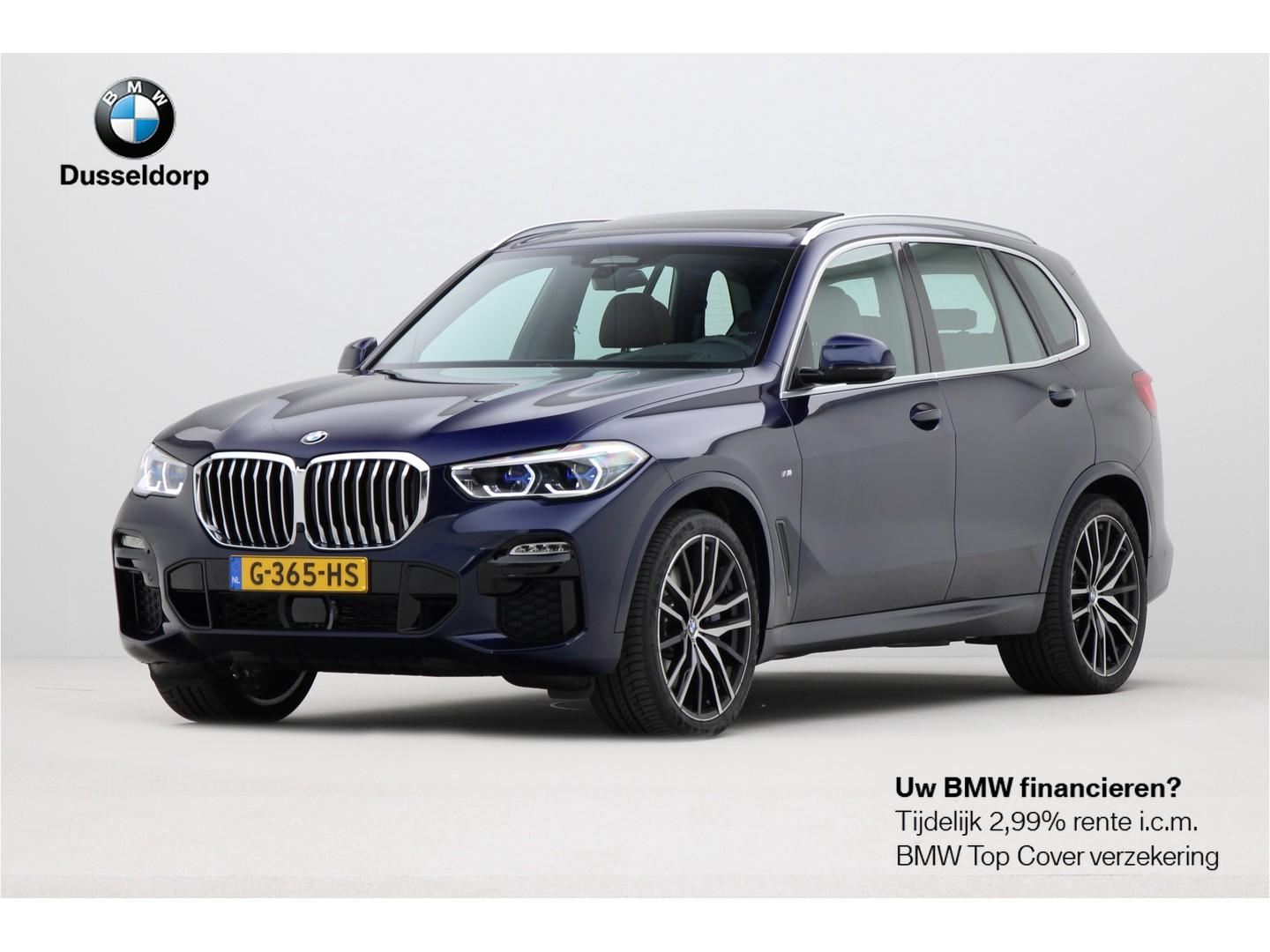 Bmw X5 4.0i xdrive m sport high executive
