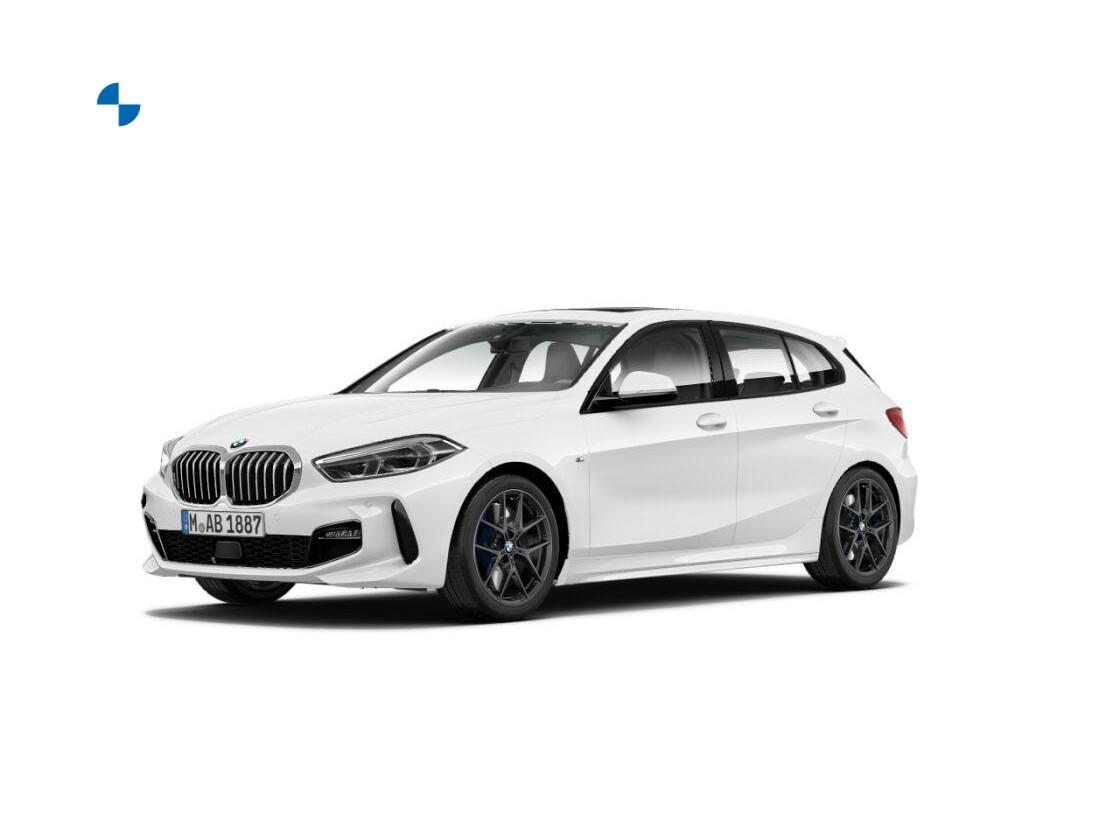 Bmw 1 serie 118i high executive edition uitgevoerd met m-performance parts