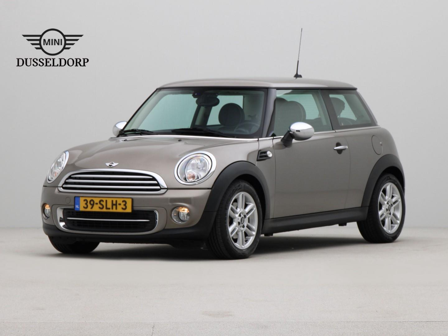 Mini 3-deurs Cooper 10 years aut.
