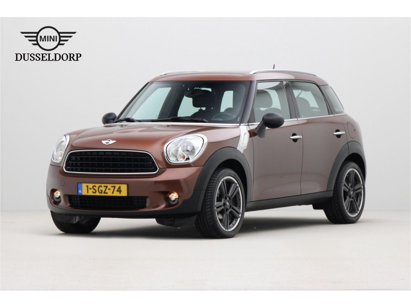 Mini Countryman One chili