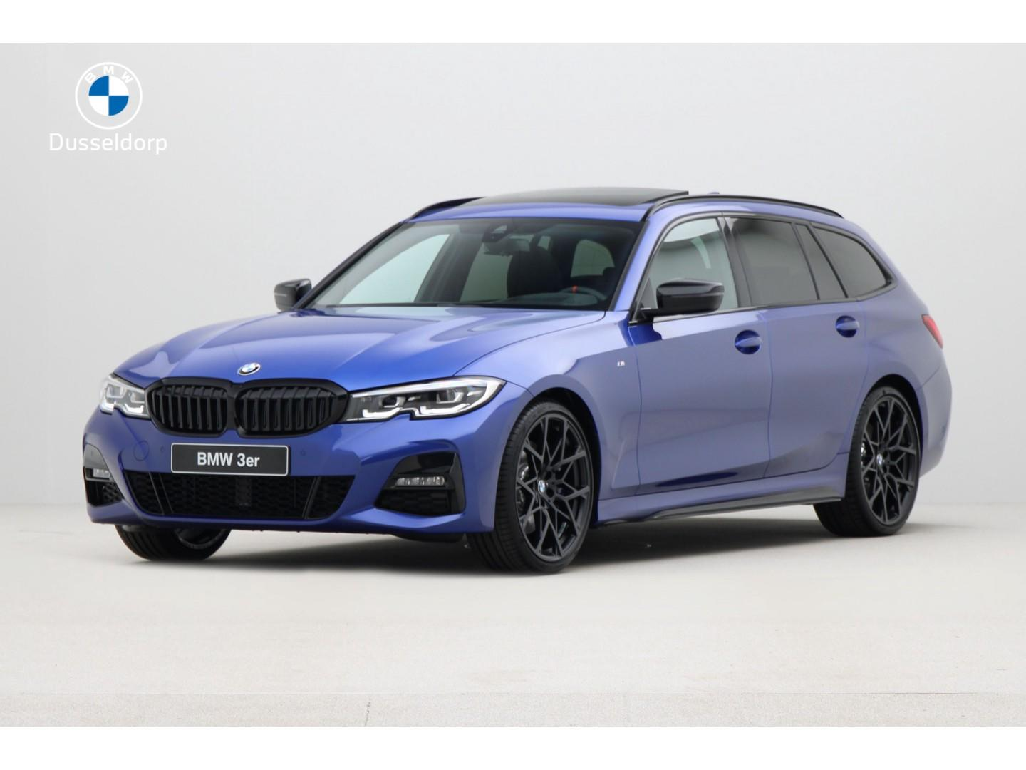 Bmw 3 serie Touring 330i high exe m-sport m peformance uitvoering