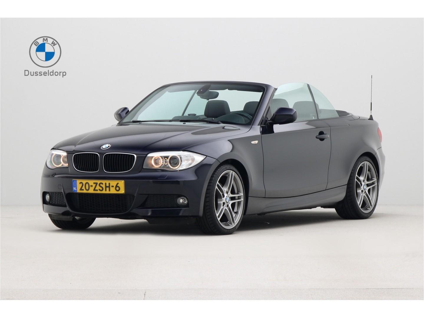 Bmw 1 serie Cabrio 118i m sport high executive