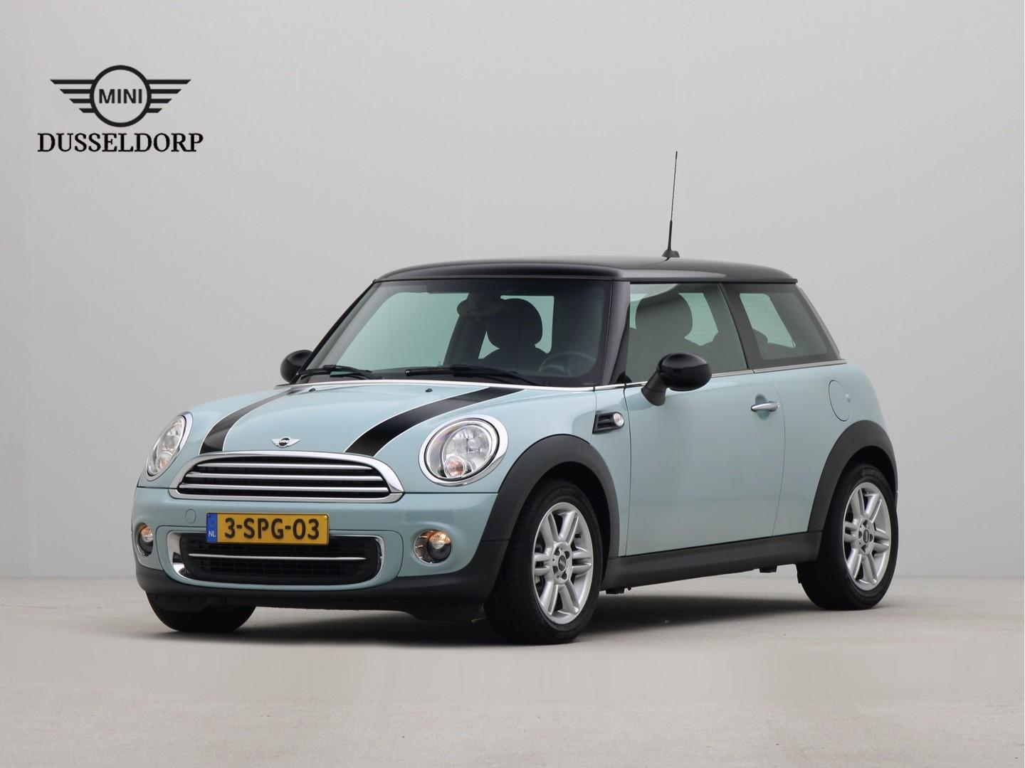 Mini 3-deurs Cooper chili final edition