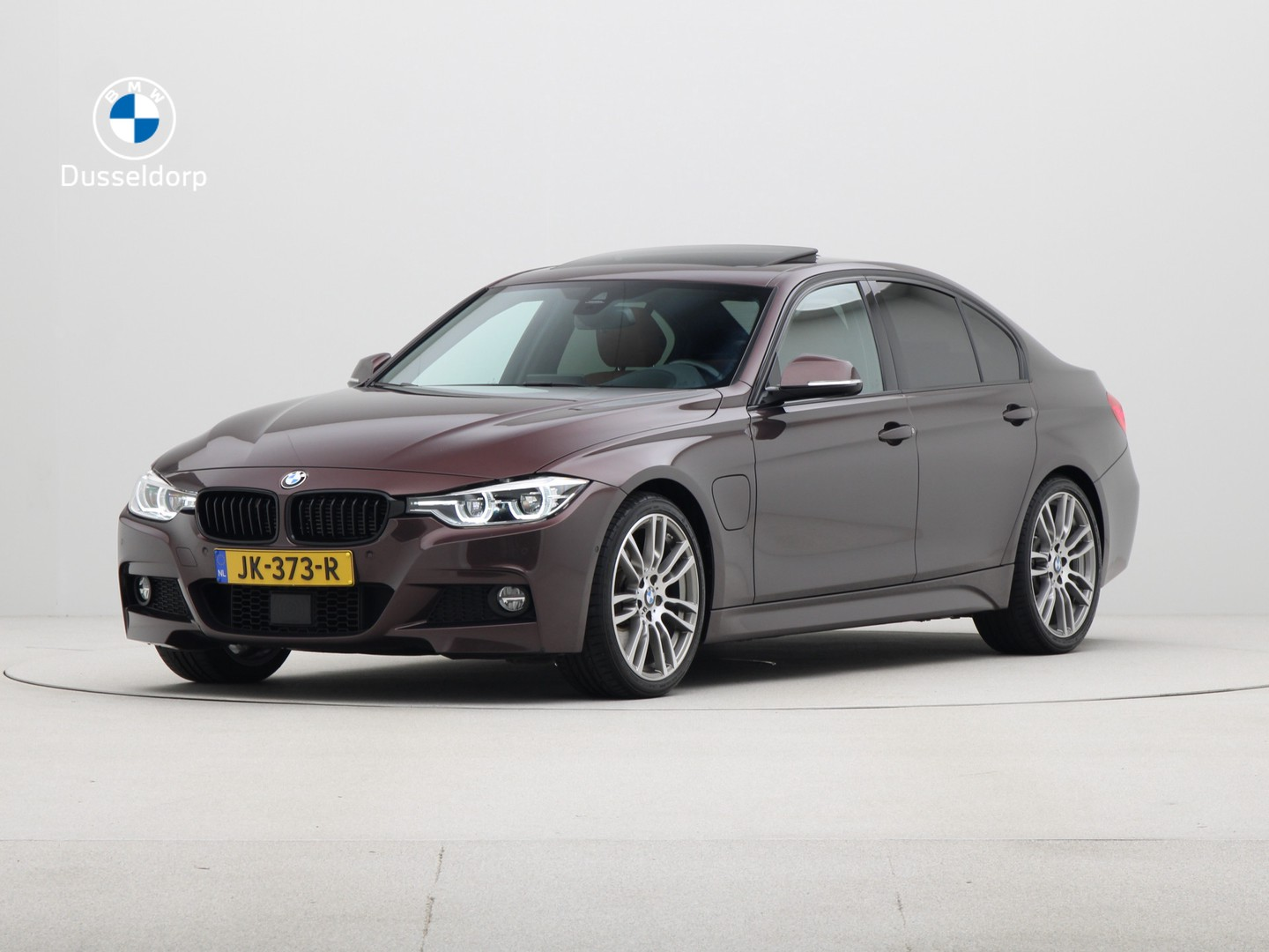 Bmw 3 serie 330e m sport incl. btw high executive