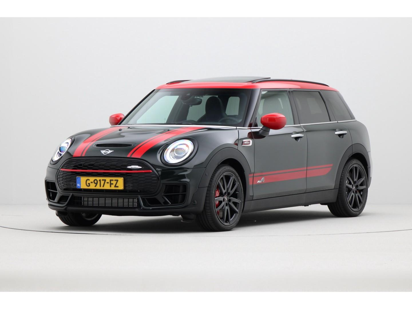 Mini Clubman 2.0 john cooper works all4 chili