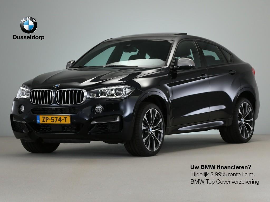 Bmw X6 M50d high executive