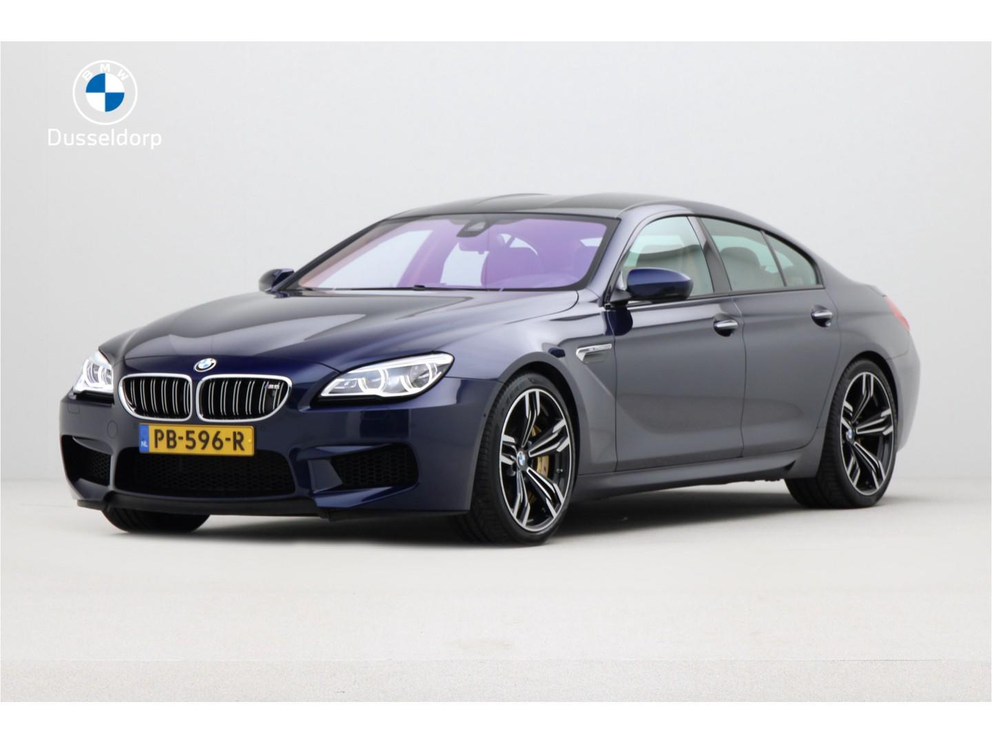 Bmw M6 Gran coupé competition package