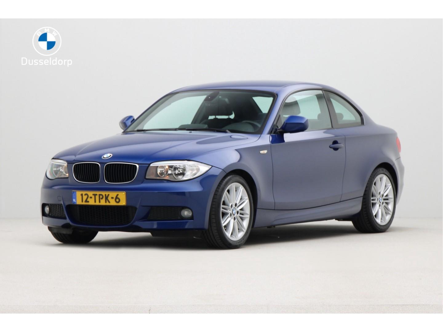 Bmw 1 serie Coupe 120i m sport high executive