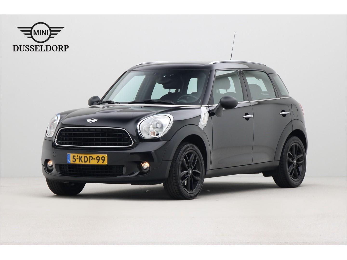 Mini Countryman One business line