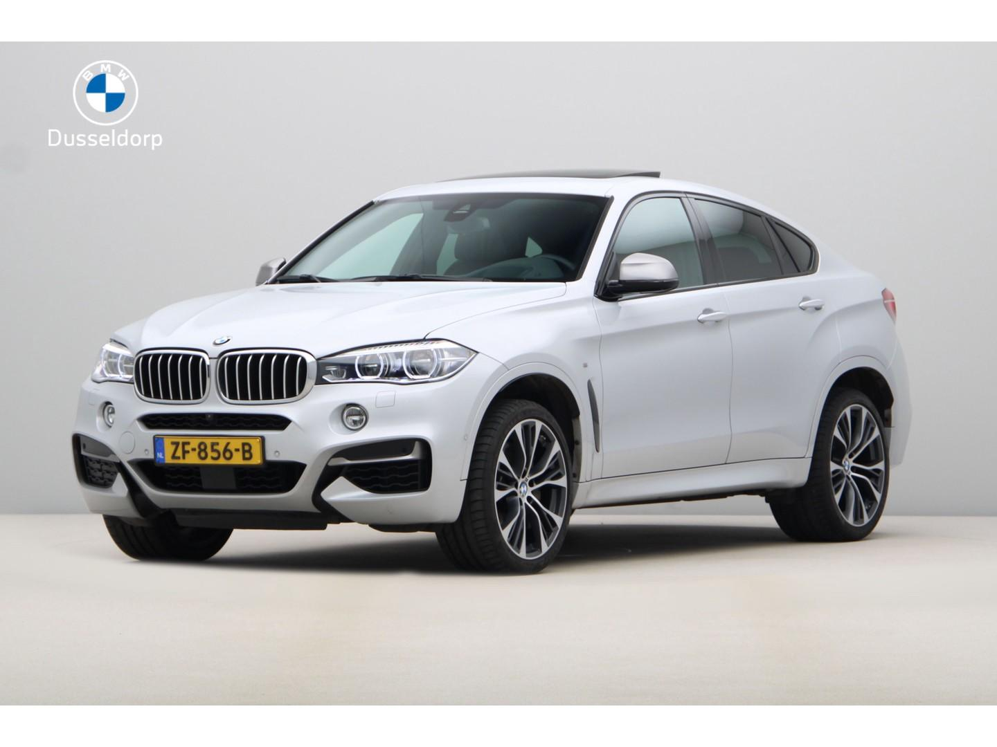 Bmw X6 M50d m sport high executive