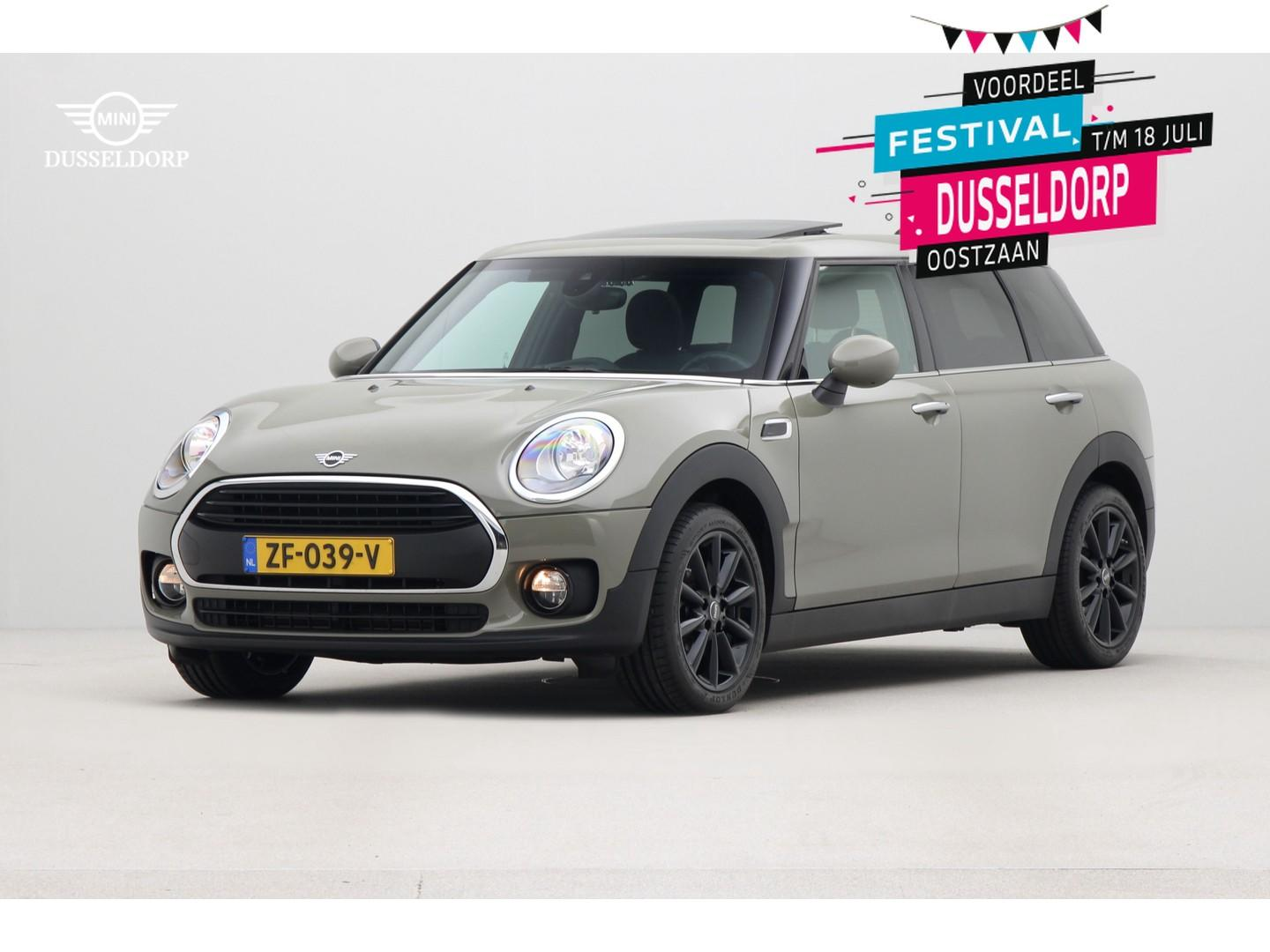 Mini Clubman One pepper business edition