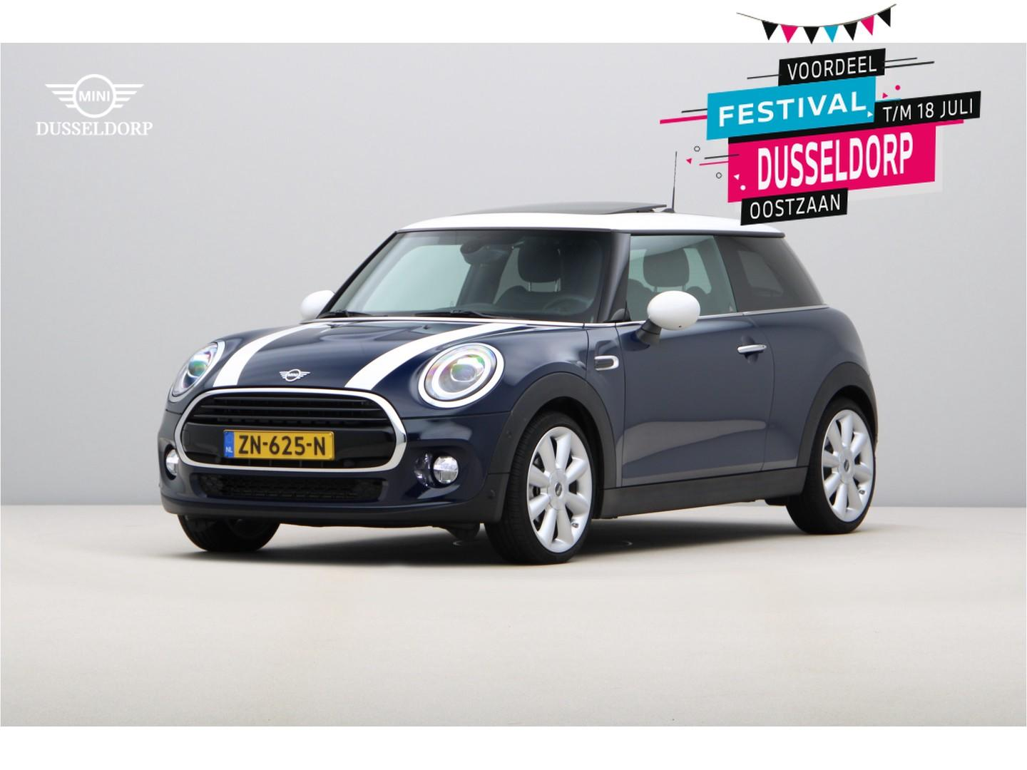 Mini 3-deurs Cooper chili - panoramadak
