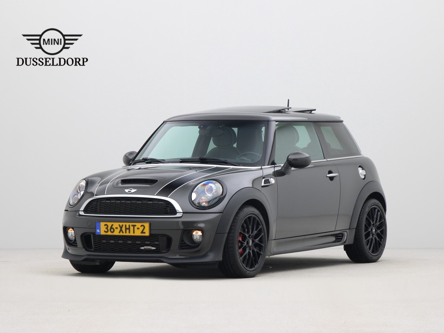 Mini 3-deurs John cooper works - chili - wired