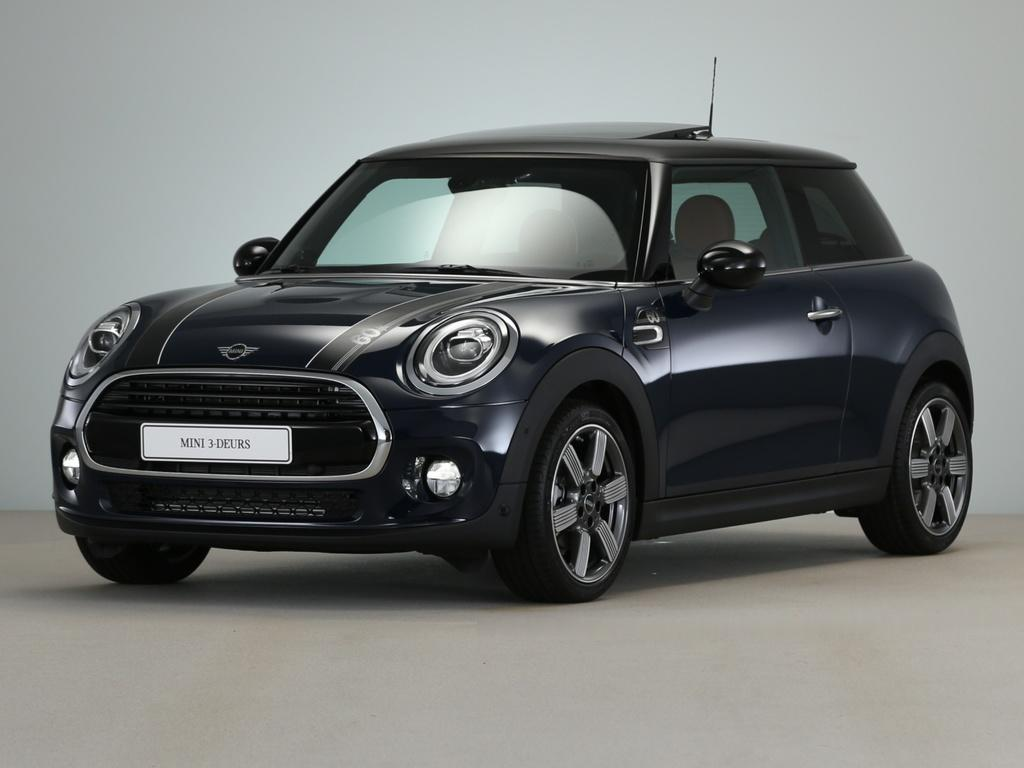 Mini 3-deurs Cooper serious business 60 years edition