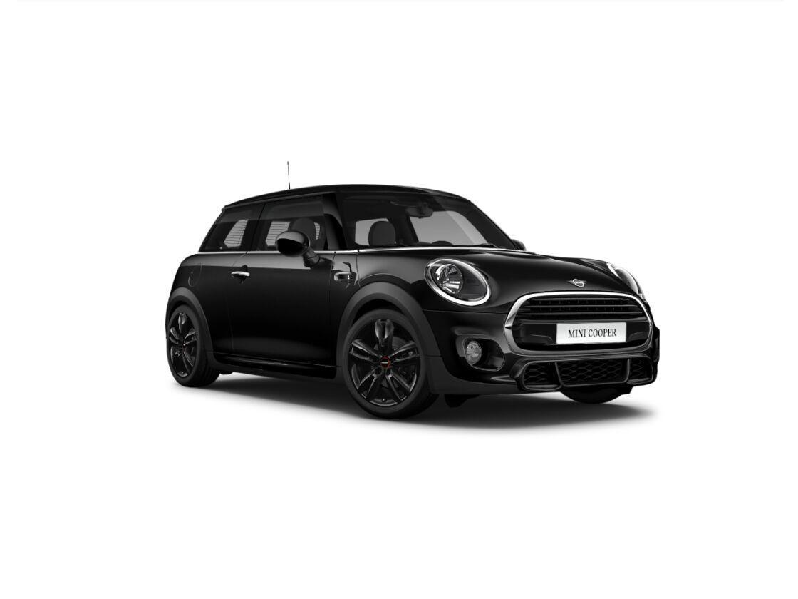 Mini 3-deurs Cooper business private lease pack