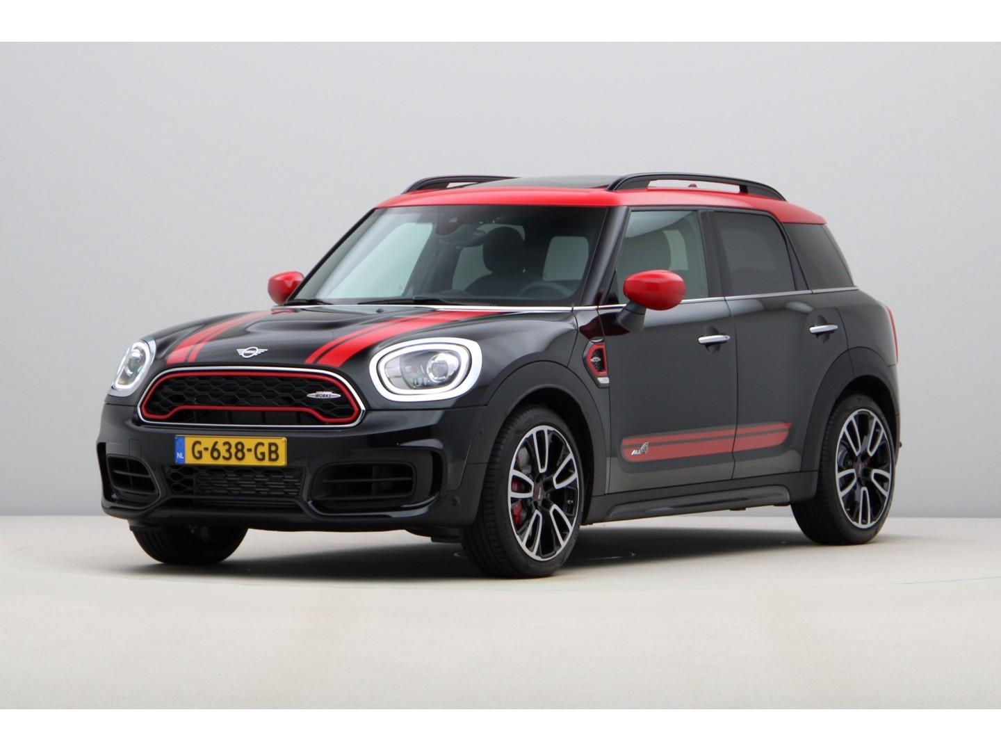 Mini Countryman John cooper works all4 chili serious business 306pk aut.