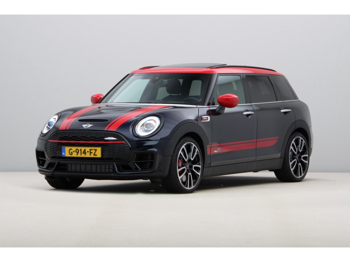 Mini Clubman John cooper works all4 chili serious business 306pk aut.