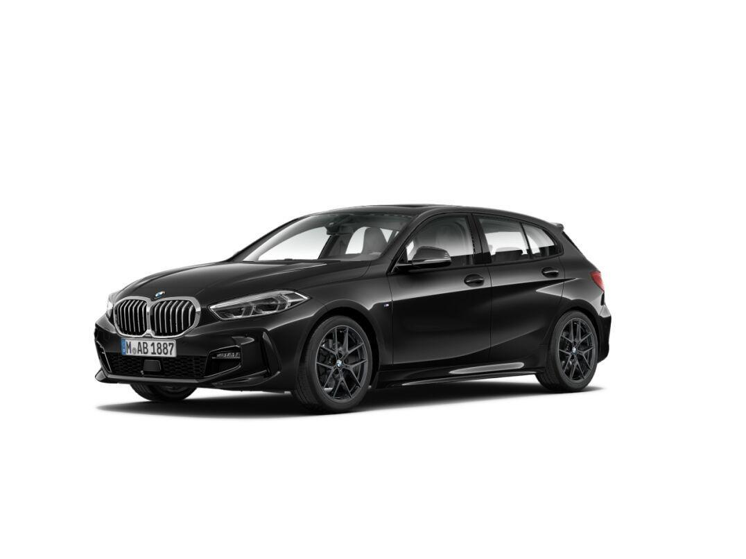 Bmw 1 serie 118i 5drs exe m-sport aut, nw model f40