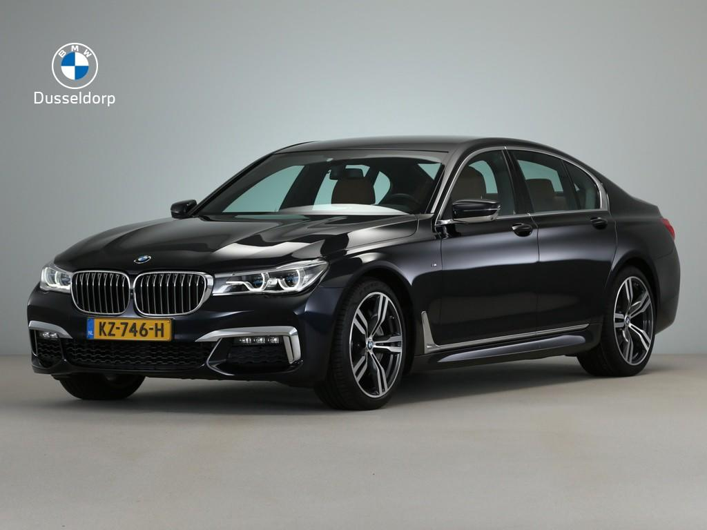 Bmw 7 serie 750d xdrive high executive m-sport