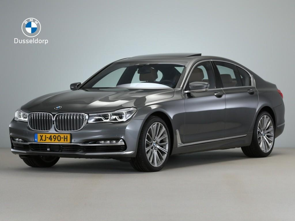 Bmw 7 serie 740d xdrive high executive